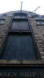 Old Warehouse Doors, Plymouth