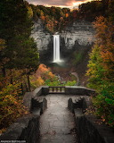 Taughannock in the Fall