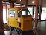 CP Railroad Speeder