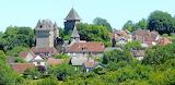 Badefols-d'Ans, France, Badefols-d'Ans, by Pere Igor