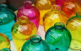 Colección de frascos