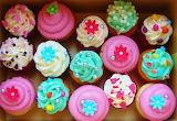 #Decorated Cupcakes