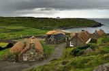 Garenin Black House Village, Lewis Island