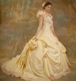 Gypsy Inspired Wedding Gown