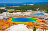 Natural Wonders - Yellowstone National Park