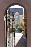 Russell Sage College, Gate to Lafayette Courtyard