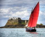 Sailing in Saint Malo, come on board!!