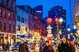 Holiday Rush - Boston's North End