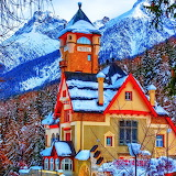 ★Winter Hotel in the Moutains★