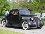 Ford Hot Rod black MOD