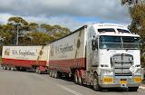 Kenworth C.O.E. W.A. Freightlines