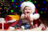 Feliz con los regalos