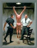 The Passion of Christ—12 Jesus Is Beaten — Douglas Blanchard