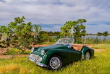One24thscale-Triumph sports car