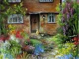 Mrs. Green's Garden ~ Marty Bell