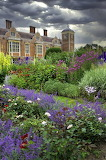 Blicking Hall in bloom