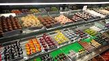 Candies store merchant display