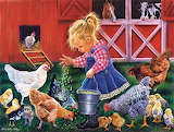 #Farm Girl by Tricia Reilly-Matthews