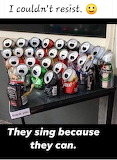 Singing Cans