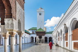 University of al-Qarawiyyin Library Fez Morocco
