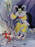 1001 Arabian Nights, Virginia Frances  Sterrett, Aladin & Genie