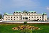 Un Palace à Vienne en Autriche