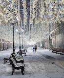 street in winter