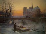 Miroslaw Szeib -Notre Dame -Paryż