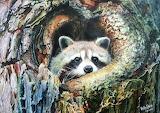 Peek-a-boo by Meeta Dani
