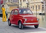 1972 Fiat 500 R