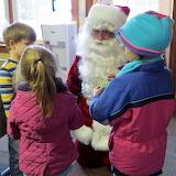 Chatting with Santa