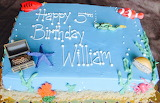 William's cake @ Cake and Cookie