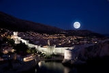 Moonlight in Croatia
