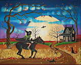 Witch's Horseback Ride