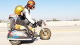 ROOOAARR Honda Monkey Sidecar