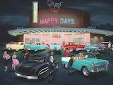 Happy Days - Geno Peoples
