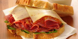 ^ Ham & Pepper Jack Sandwich