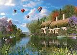 Balloon Fiesta - Dominic Davison