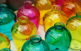 Colours-colorful-colored-glass-bottles