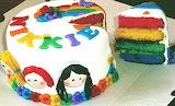 Nikkie's cake @ Karin's Taarten