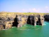 Ballybunion Cliffs Ireland