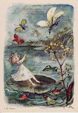 """Children's Tales"" tumblr enchantedbook Thumbelina ""J. M. Szance"