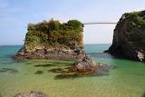 Towan Island, Cornwall