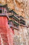 Hanging Monastery, Datong Shanxi, China