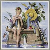 A la claire fontaine Menu M IV 594