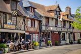 Beuvron-en-Auge, pays d'Auge, Normandy