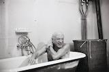 Picasso in his bathtub