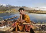 Dharma painting by Akiane Kramarik