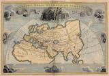 Mundo según el griego Estrabón