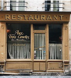 Shop resto Paris France